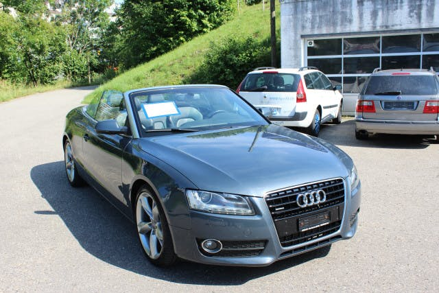 cabriolet Audi A5 Cabrio 3.0 TDI quattro