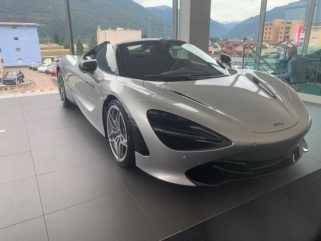 cabriolet McLaren 720S
