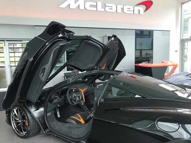 coupe McLaren 720S