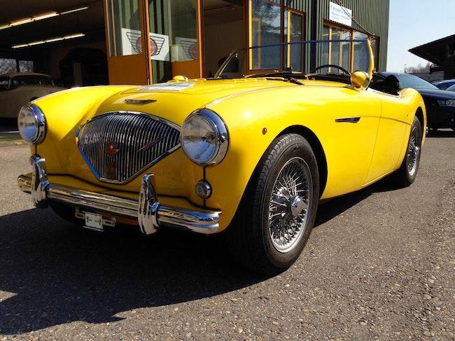 cabriolet Austin Healey 100/4  BN1