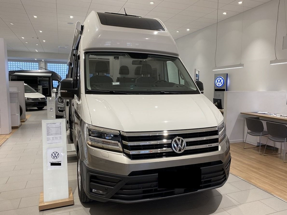 motorhome VW other Grand California 600