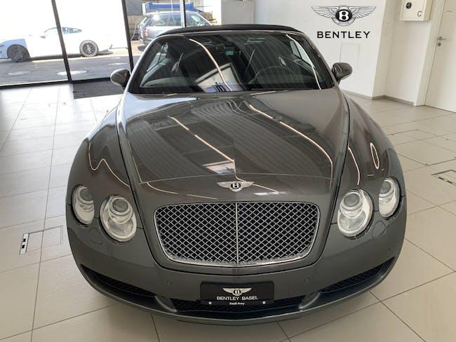 cabriolet Bentley Continental 6.0 V12