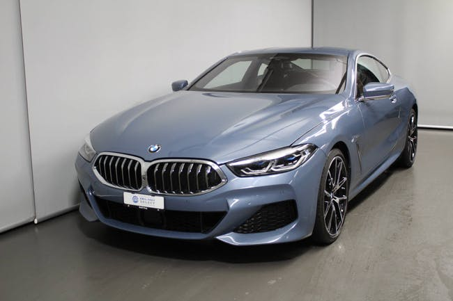 coupe BMW 8er 840d xDrive