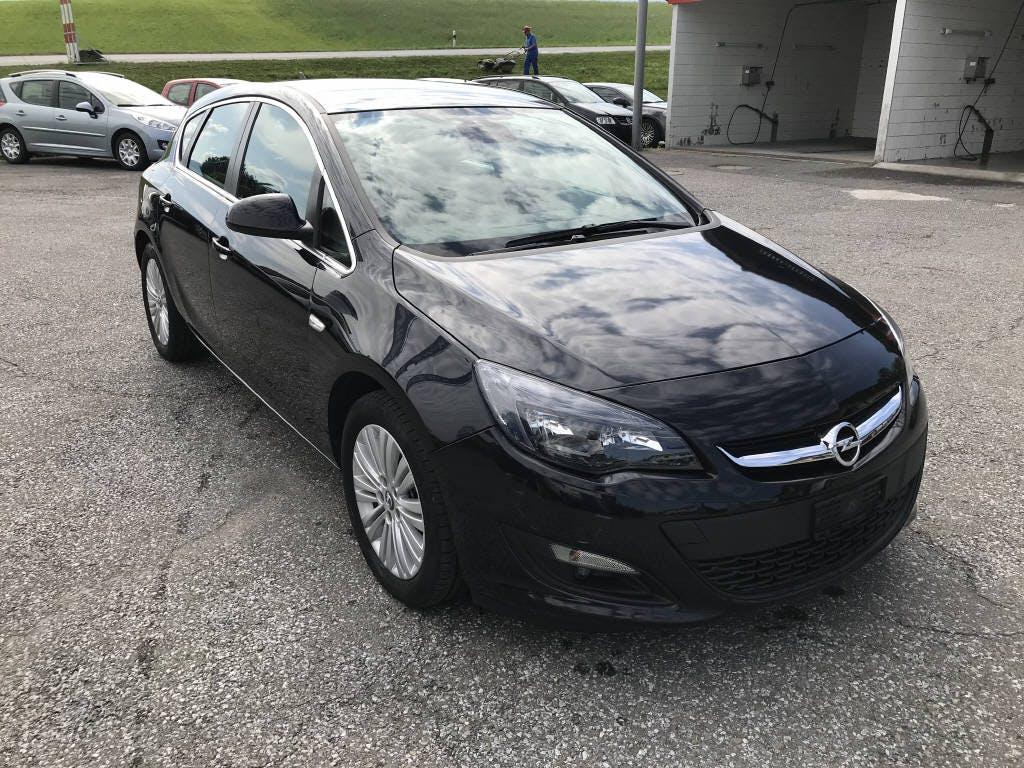 saloon Opel Astra 2.0 CDTI Drive S/S