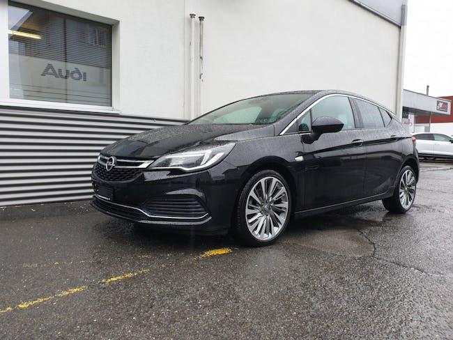 saloon Opel Astra 1.6i Turbo Dynamic
