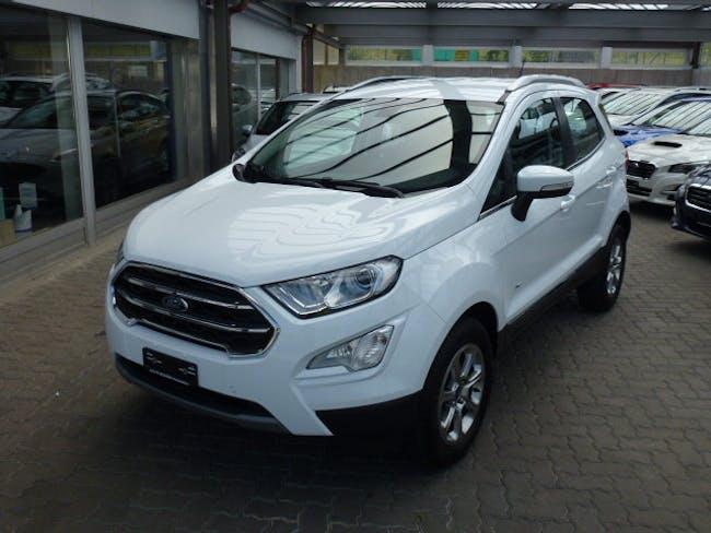 suv Ford EcoSport 1.5TDCi Titan AWD