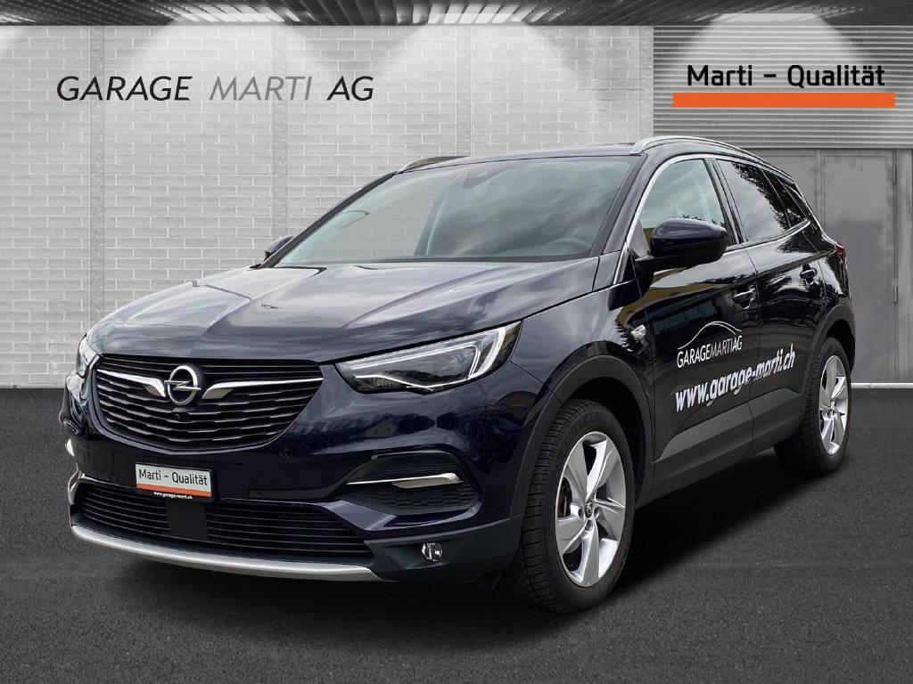 suv Opel Grandland X 1.6 CDTi Excellence