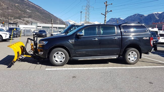 suv Ford Ranger 3.2 TDCi 4x4 Limited