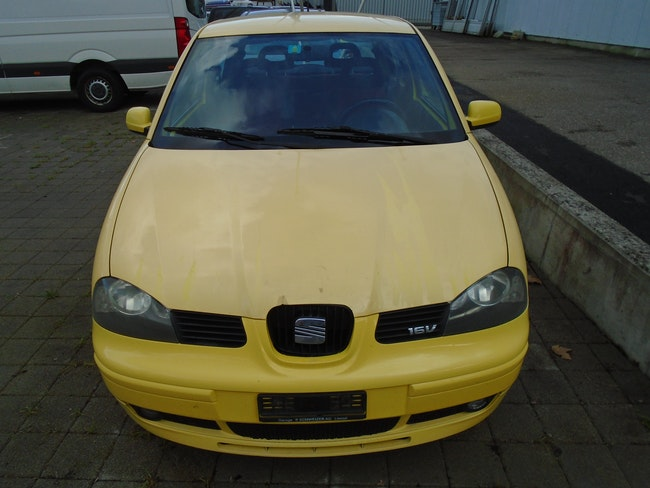 saloon SEAT Arosa 1.4 16V Sport