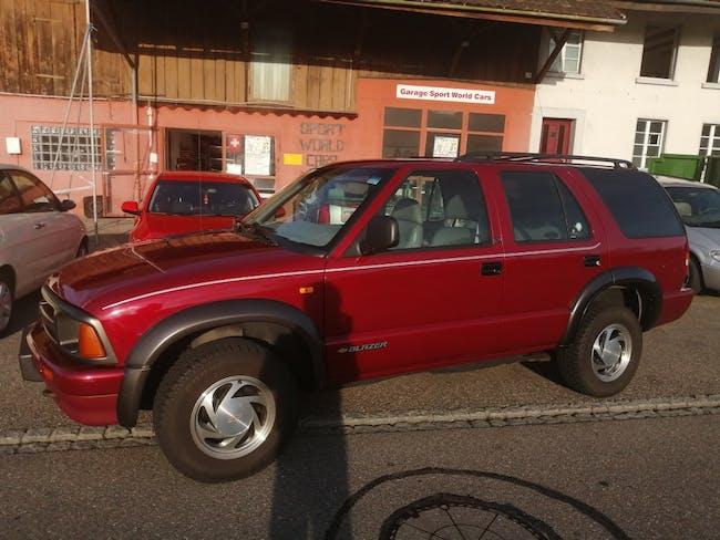 suv Chevrolet Blazer 4.3 Luxury