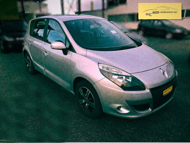 van Renault Scénic 1.4 TCe 130 Expression