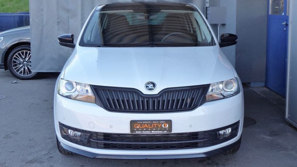 estate Skoda Rapid Spaceback 1.4 TSI Monte Carlo DSG