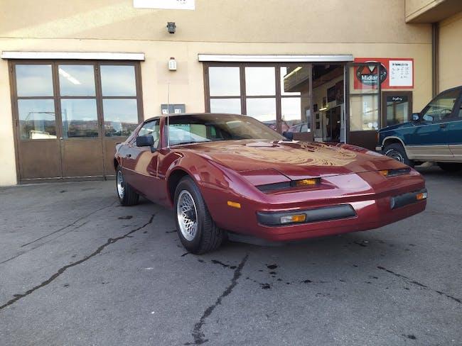sportscar Pontiac Firebird 5.0 V8 Trans Am