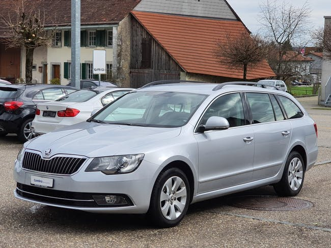 estate Skoda Superb Combi 2.0 TDi Ambition DSG