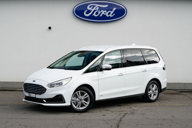 van Ford Galaxy 2.0 TDCi 190PS Titanium 4x4