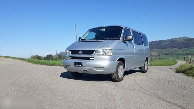 bus VW T4 2.5 Multivan Syncro