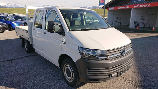 pickup VW T6 dcab pick-up 3400 2.0 TDI 140