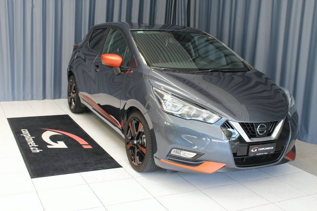 saloon Nissan Micra 0.9 IG-T N-Connecta