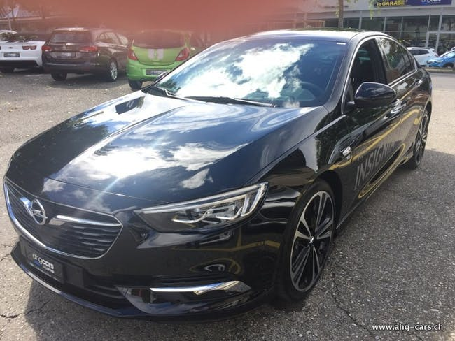 saloon Opel Insignia GS 2.0 T Excellence AWD
