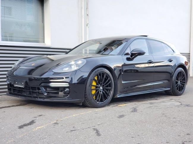 saloon Porsche Panamera Turbo Sport Turismo PDK