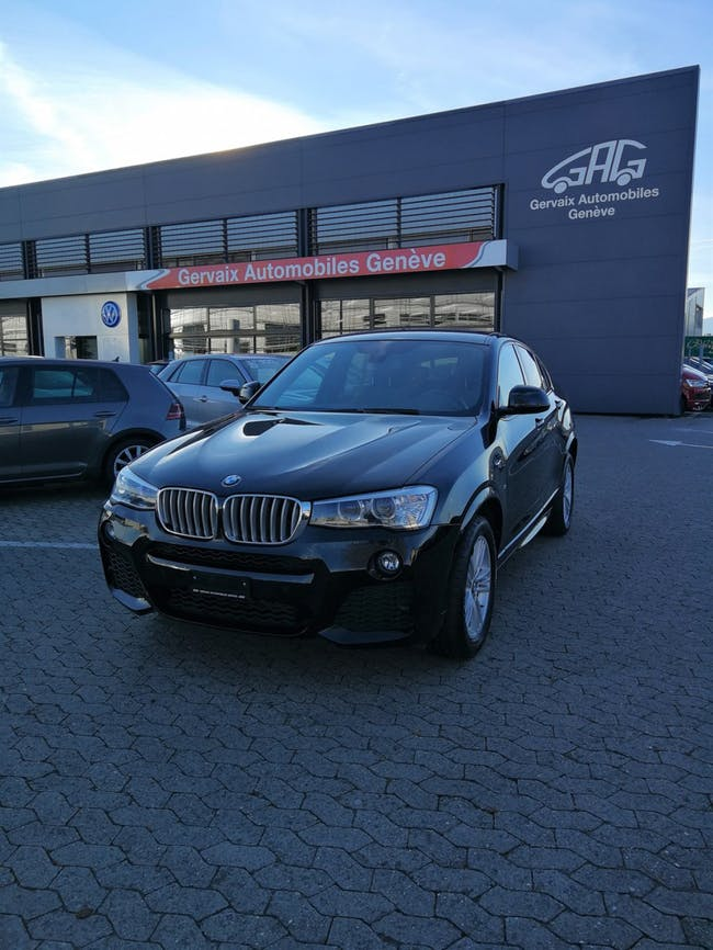 suv BMW X4 xDrive 30d Steptronic