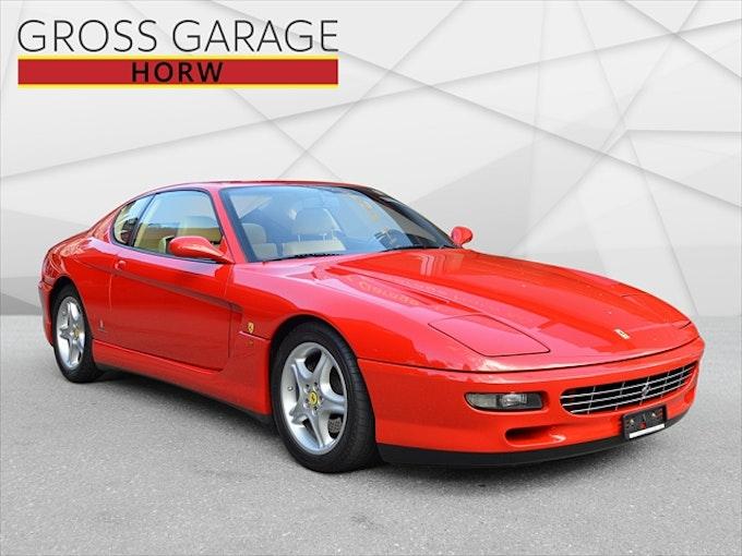 Ferrari 456 GT 456 63'370 km 88'000 CHF - acquistare su carforyou.ch - 1