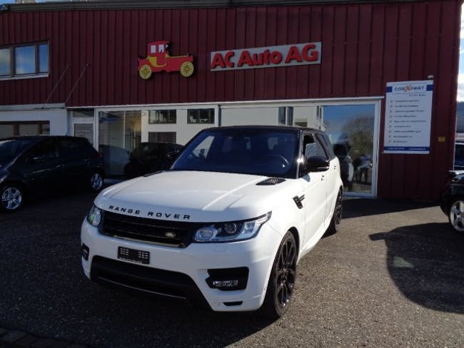 suv Land Rover Range Rover Sport 5.0 V8 SC HSE Dynamic Automatic