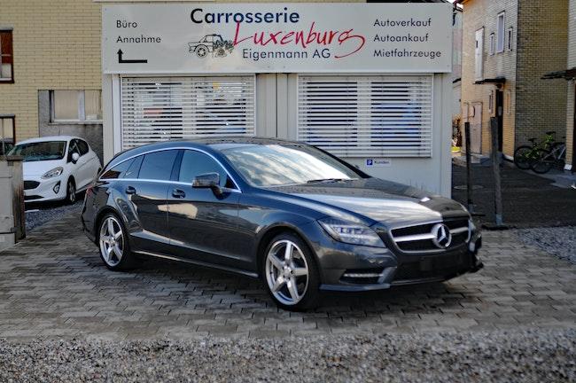 saloon Mercedes-Benz CLS 350 CDI 4matic