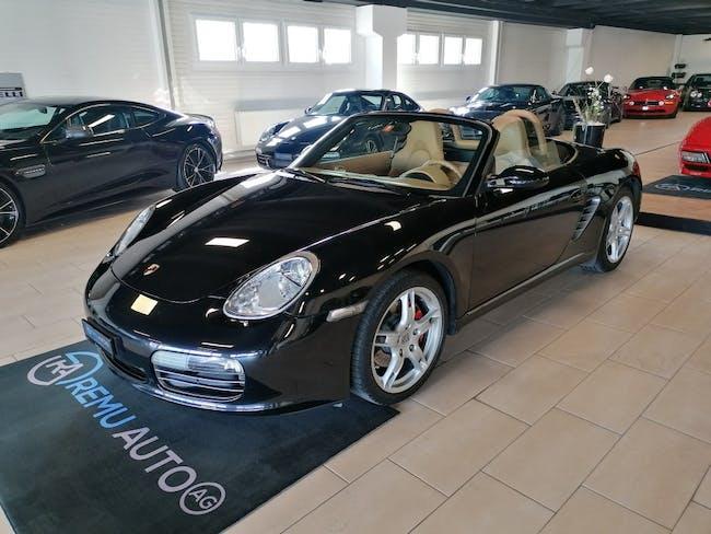 cabriolet Porsche Boxster S 3.4 CH-Fahrzeug