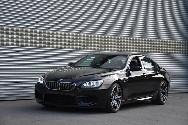 saloon BMW 6er M6 Gran Coupé Drivelogic