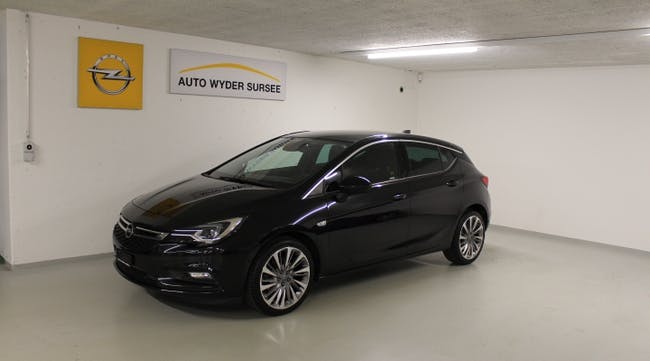 saloon Opel Astra 1.6 CDTI 136 Excellence