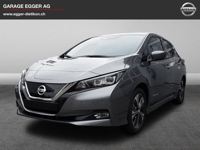 saloon Nissan Leaf e+ Tekna(incl. batt)