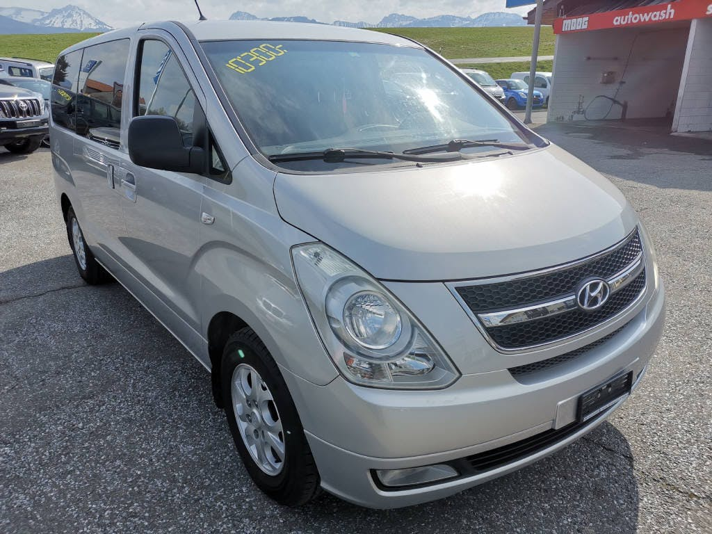van Hyundai H-1 People 2.5 CRDI People