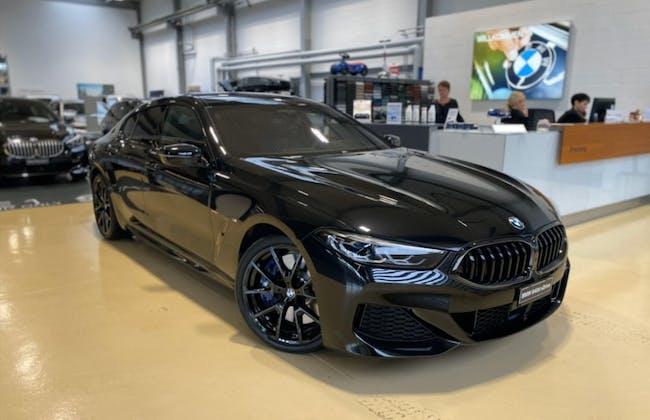 saloon BMW 8er 840d xDrive