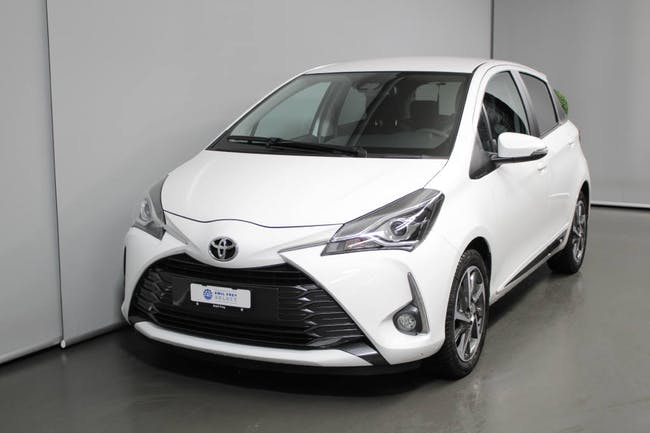 saloon Toyota Yaris 1.5 VVT-iE Trend MdS
