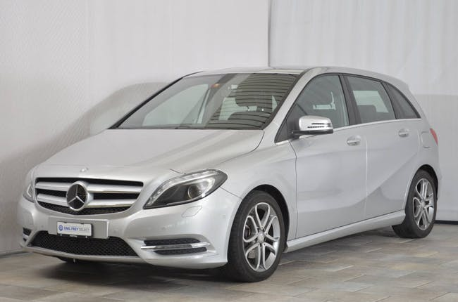 van Mercedes-Benz B-Klasse B 200