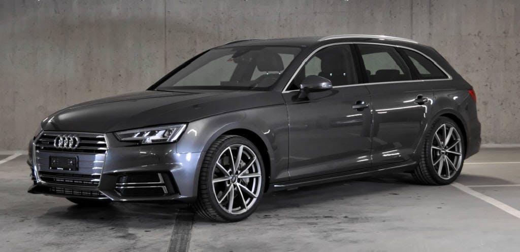estate Audi A4 3.0 V6 TDI 272 Sport q. T-Tr.