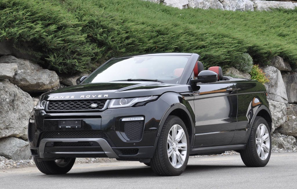 cabriolet Land Rover Range Rover Evoque 2.0 Si4 HSE Dynamic