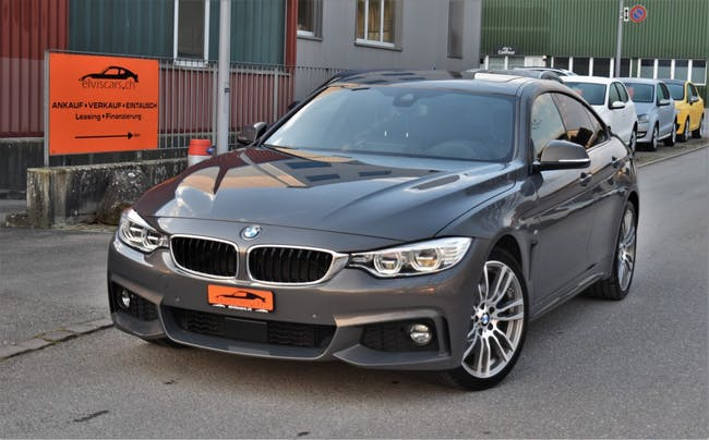 saloon BMW 4er 440i Gran Coupé xDrive M Tech - Limited Edition 055/100 - Steptronic