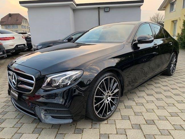 saloon Mercedes-Benz E-Klasse E 300 d AMG Line 9G-Tronic