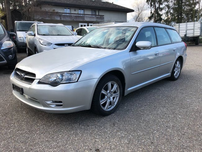 estate Subaru Legacy 2.0i AWD Swiss