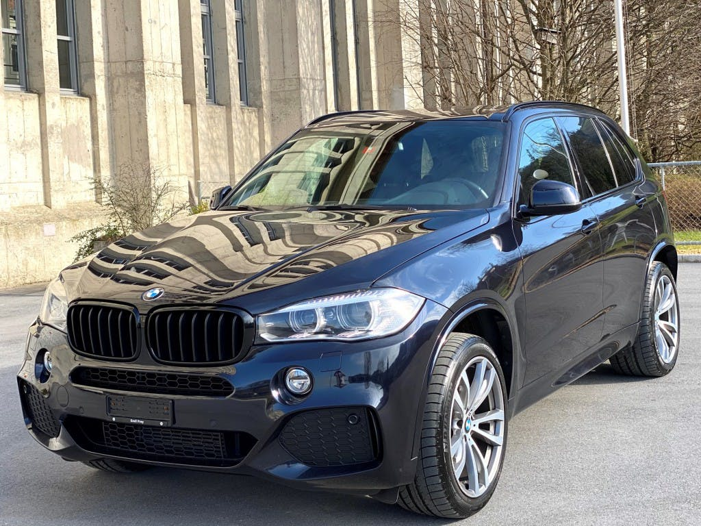 suv BMW X5 xDrive 40d M-Sportpaket 7-Plätzer