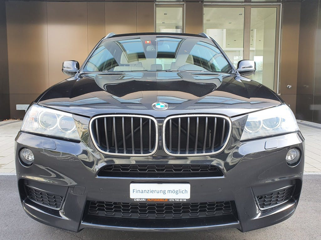 suv BMW X3 xDrive 20d Steptronic M-Sportpaket