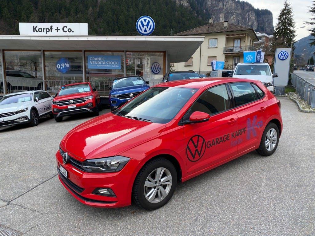 saloon VW Polo 1.6 TDI Comfortline