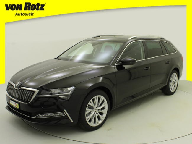 estate Skoda Superb 1.4 PHEV Style