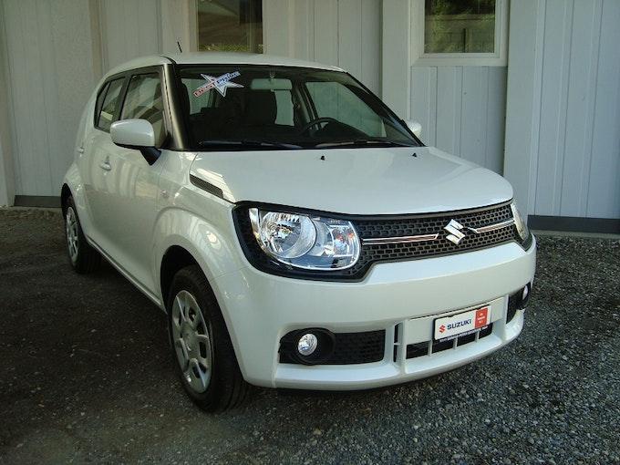 Suzuki Ignis 1.2 Unico 5 km 13'490 CHF - buy on carforyou.ch - 1