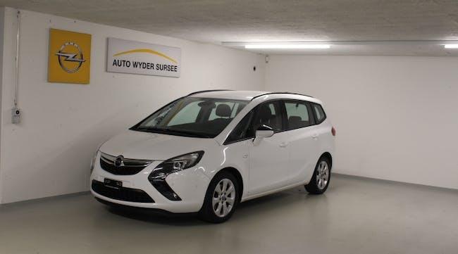 van Opel Zafira Tourer 2.0 CDTI 130 Drive