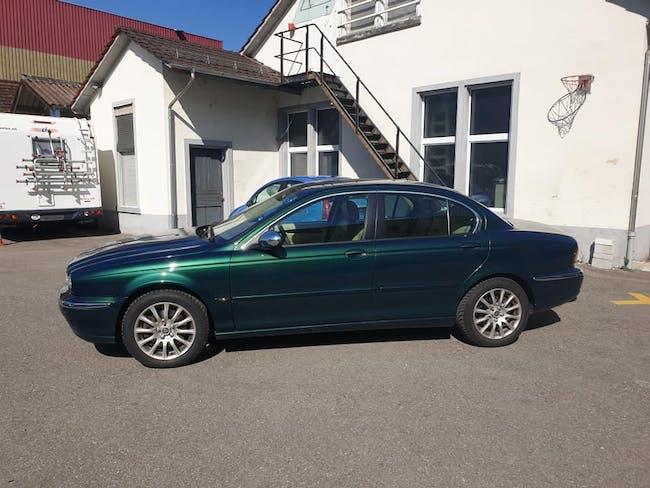 saloon Jaguar X-Type 3.0 V6 Executive Lim. Ed.