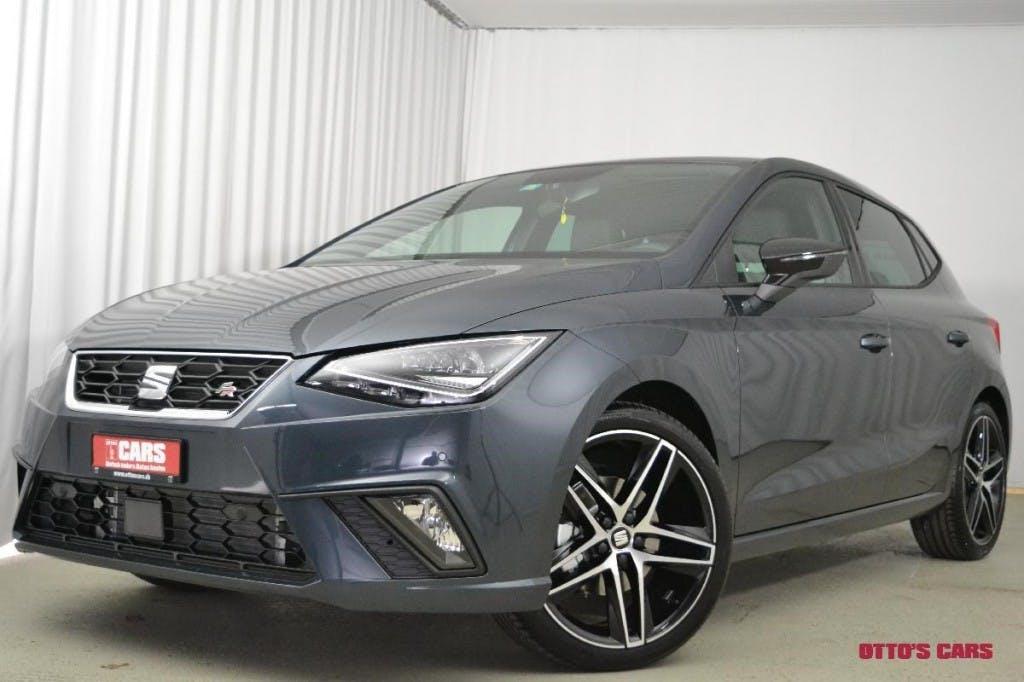 saloon SEAT Ibiza 1.0 TSI Swiss FR DSG *5 Jahre Werksgarantie* 2019