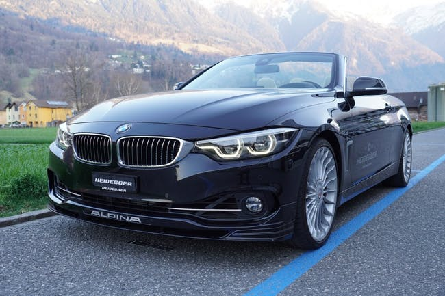 cabriolet BMW Alpina B4 S BiTurbo Cabrio 3.0 Switch-Tronic